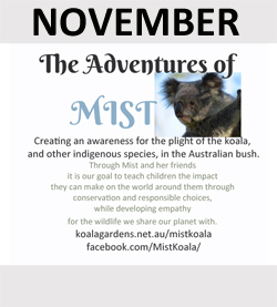 The Adventures of Mist - children's book under development