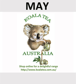 Koala Tea - organic teas for every taste and occasion