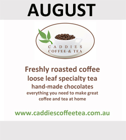 Caddies coffee and tea specialists