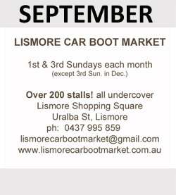 Lismore car boot market - bringing the north coast together