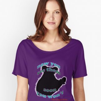 T shirt with now you see them, soon you won't slogan to save koalas