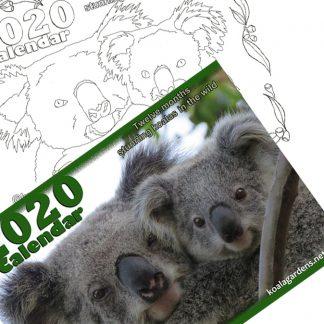 2020 Koala Gardens calendars
