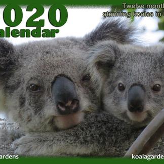 2020 Koala Gardens Calendar