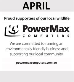Powermax Computers are April Sponsor