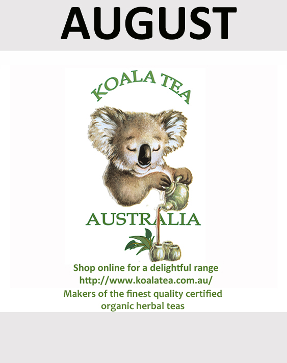 Koala Tea sponsor in August