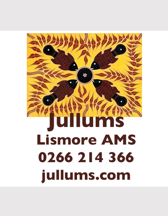 Jullums AMS is a major sponsor